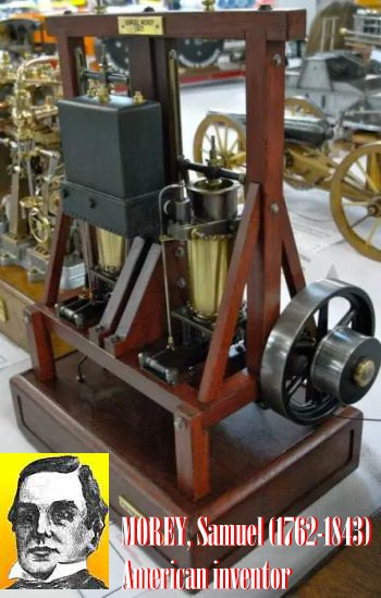 Internal Combustion Engine History