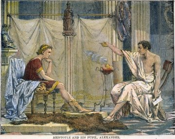 Aristotle's Influence On Education Of Alexander The Great ...