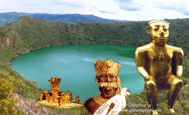 Golden Secrets Of Lake Guatavita And The Musaica People Gave Rise To The El Dorado Myth
