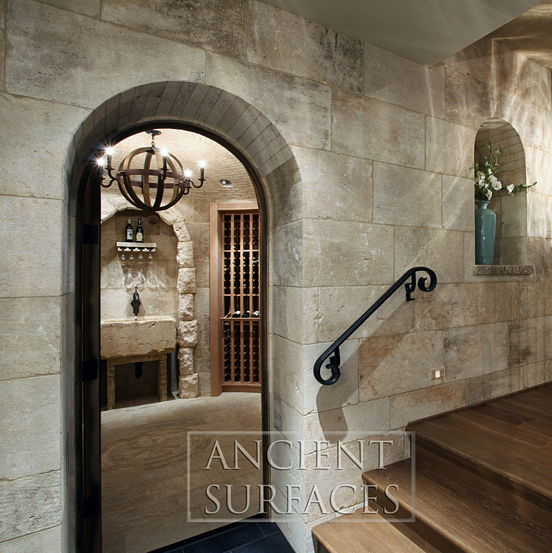 Our Antique Flat Wall Stone Cladding Collection by Ancient
