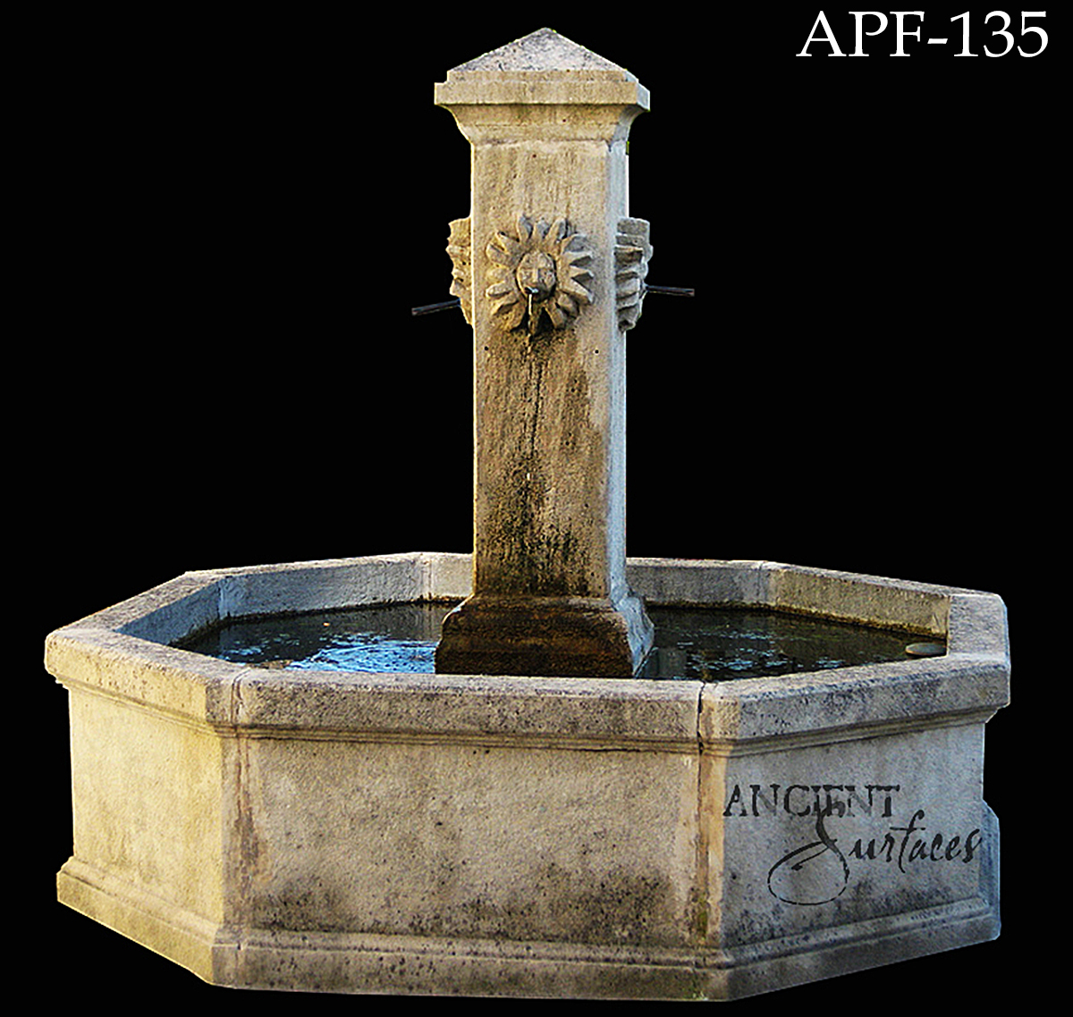Some Lovely Examples of our Antique Limestone Pool