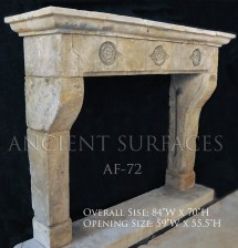 Of Kind Stone Collection Antique Reclaimed