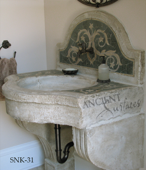 sinks kitchen renovations a unique collection of our ancient reclaimed stone and ...