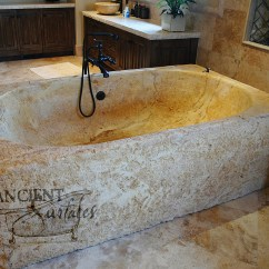 Design Your Own Kitchen Layout Compost Bins Antique And New Limestone Marble Bath Tubs By Ancient ...