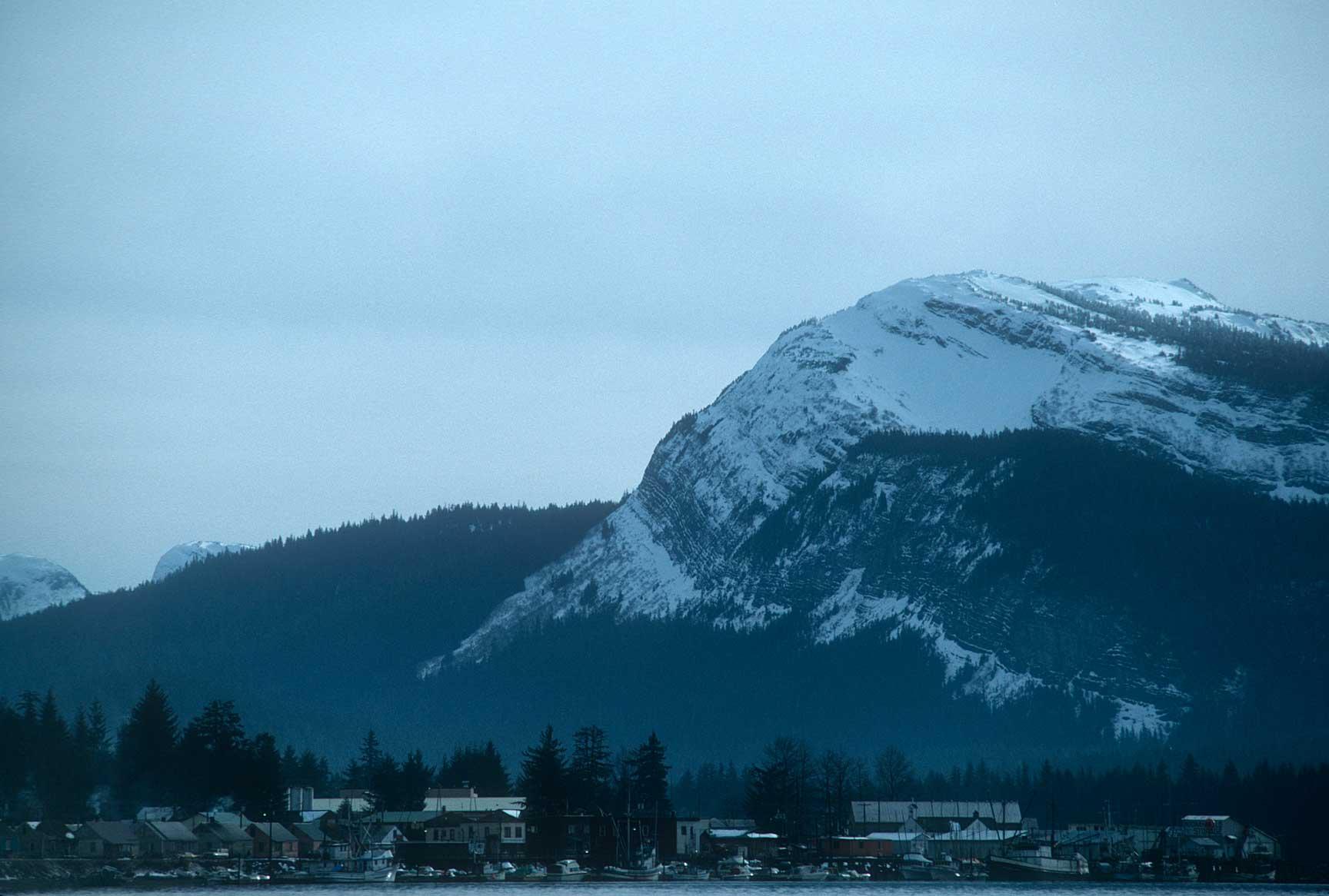 Hoonah Alaska 1981