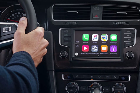 Apple Carplay Now Available On Select New 2016 Volkswagen