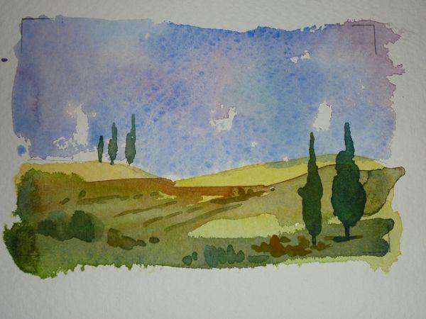 Lezione e corso di disegno pittura acrilico e acquerello