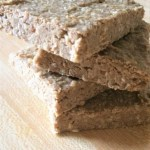 Cake Batter Protein Bars [Clean, Vegan, GF]...And A Dash of Cinnamon
