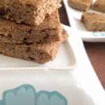 Banana Bread Protein Bars Clean Vegan Low Carb Gluten