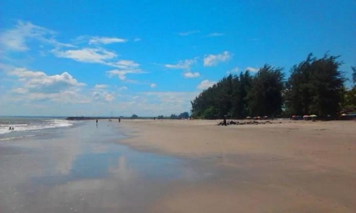 6 Wisata Pantai di Pariaman yang Paling Hits - Andalas Tourism