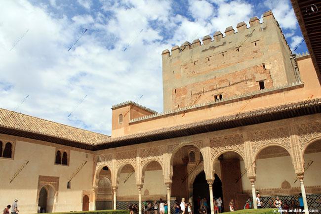 Andaltura - Torre de Comares