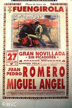BullfightingPosters Andalucia Southern Spain