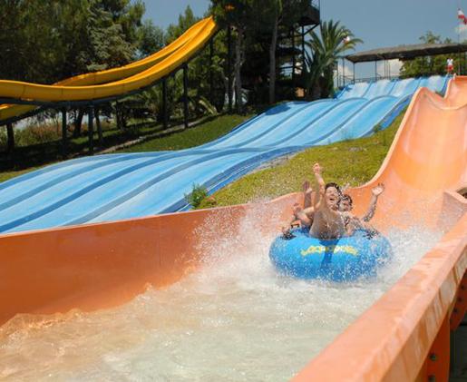Aquopolis Waterpark Seville  Andaluciacom