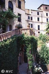 La Casa del Rey Moro in the Ronda village Malaga province Andalucia Spain