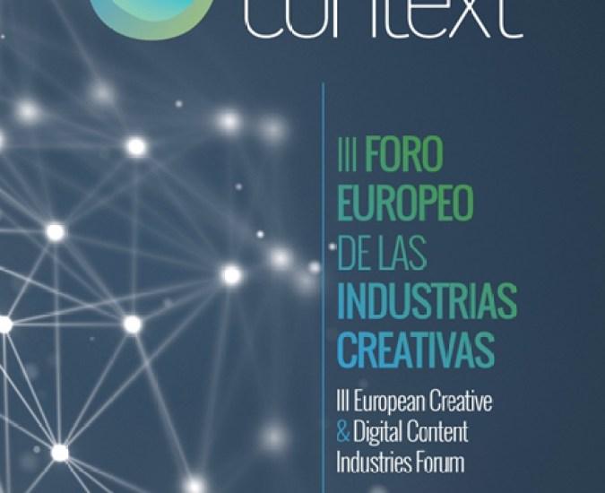 Context Fórum, Fórum Europeo de las industrias creativas y culturales