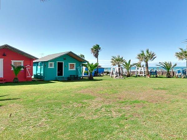 Casas de playa en alquiler