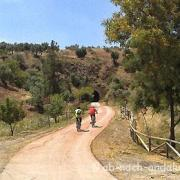 Radtour in Andalusien