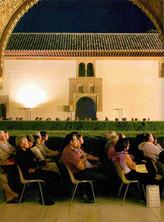Musik- und Tanz-Festival Granada