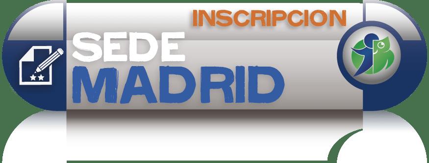 inscripción madrid