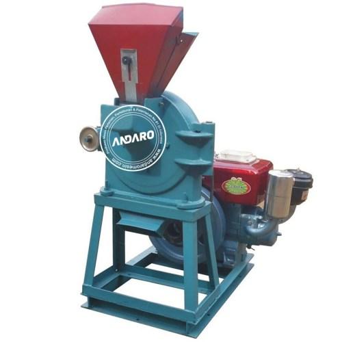 Mesin Disk Mill Penggiling Tepung