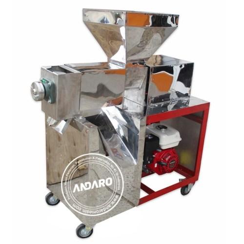 Mesin Pemeras Press Santan Otomatis