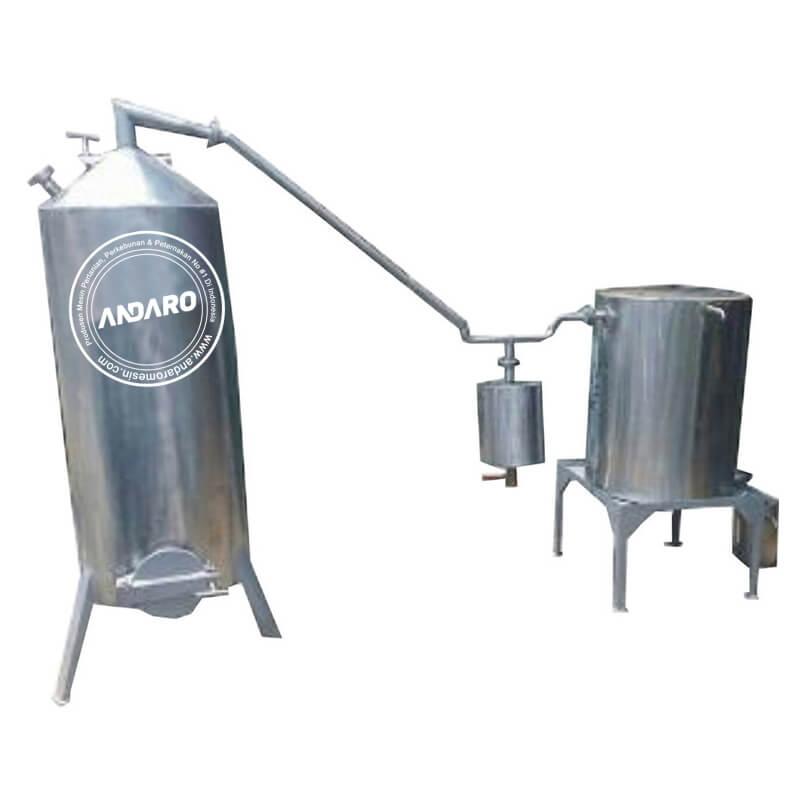 Mesin Asap Cair | Mesin Pirolisis Arang | Mesin Pembuat Arang Aktif