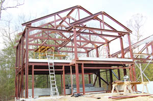 Andar Steel Steel Framed Homes Custom Homes Steel Building