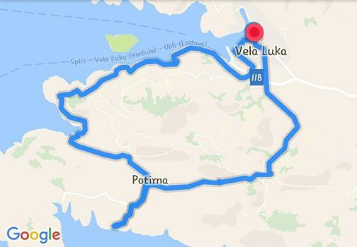 Biciklisticka ruta