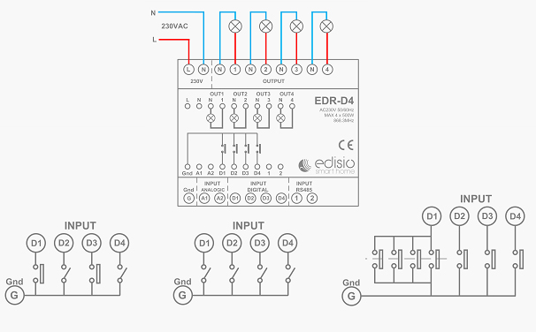 r c switch 3 for radio control applications