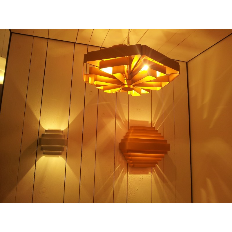 Wever Amp Ducr JJW 01 And 02 Wall Lamp Design Jules Wabbes