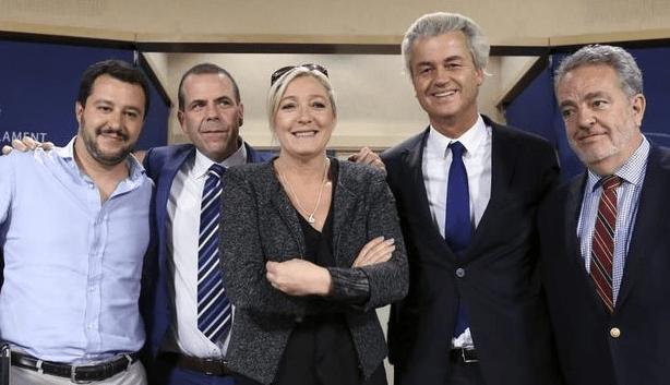 LePen-Annemans-Wilders