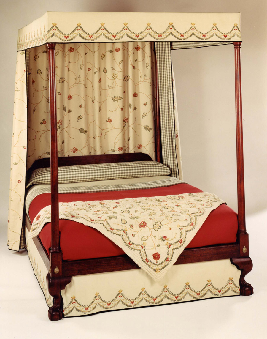 Andersen  Stauffer Furniture Makers  Beds  Dupont Bed