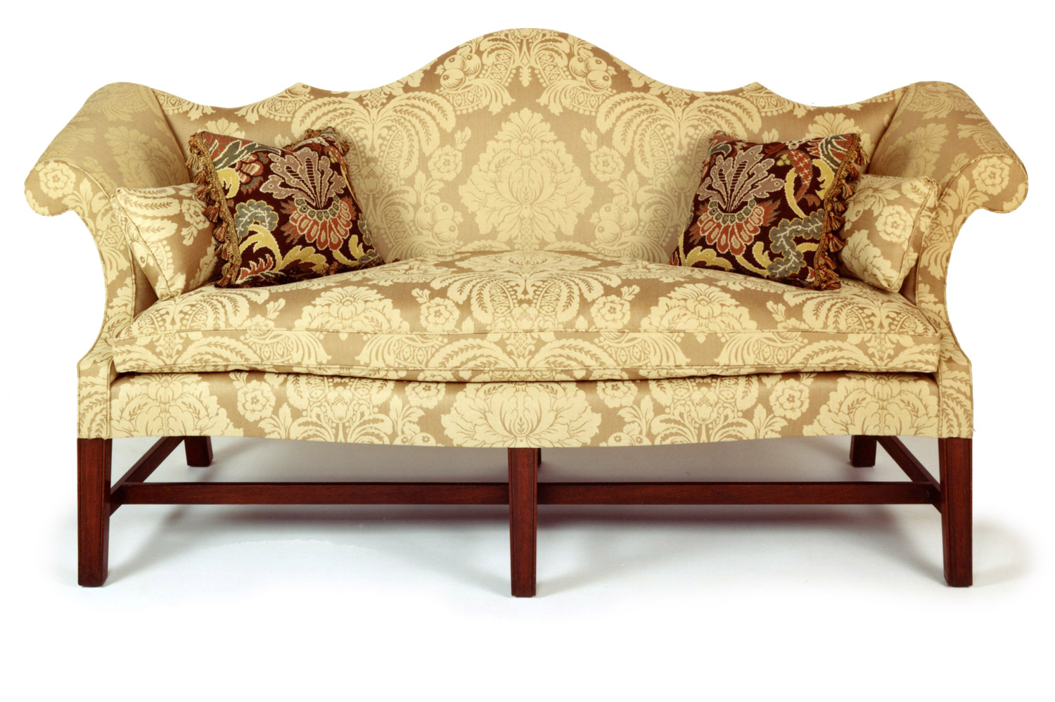 william and mary chair high cushions with straps andersen stauffer furniture makers seating dupont sofa