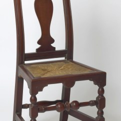 Chair Stool Sofa Round Living Room Chairs Andersen & Stauffer Furniture Makers : Seating Chester County Queen Anne Arm