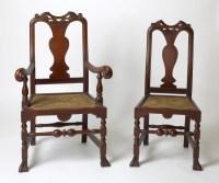 Andersen & Stauffer Furniture Makers : Seating : Gaines ...