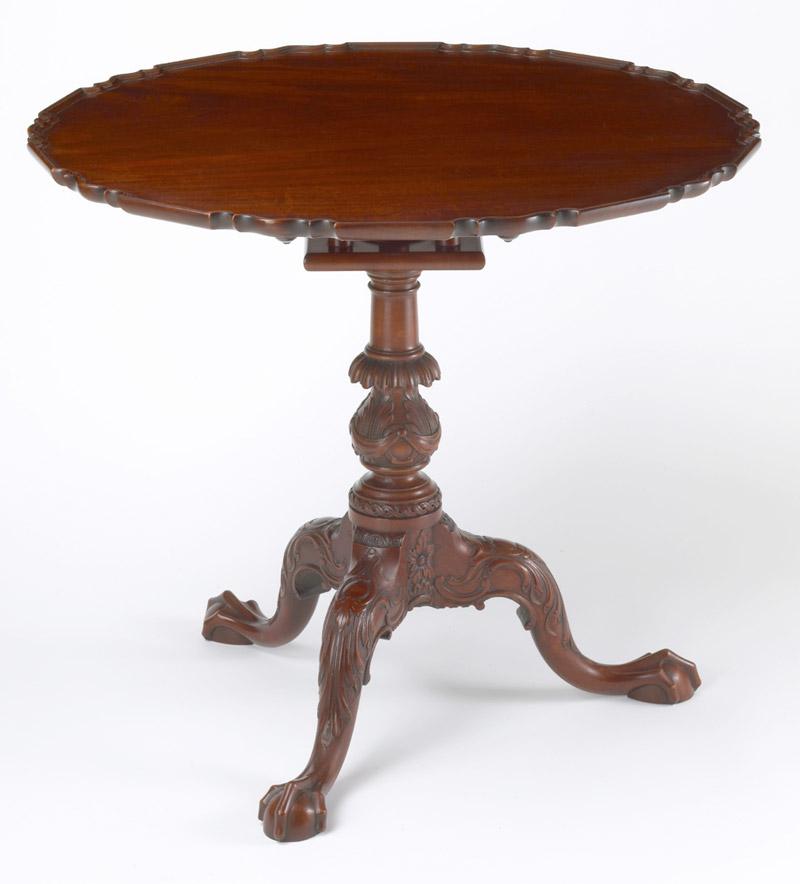 Andersen  Stauffer Furniture Makers  Tables  Tilghman