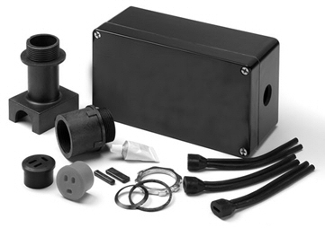 Anderson-Bolds: CHROMALOX UMC Connection Box for multiple Cables. For SRL. SRP. SRM/E AND CWM Cables