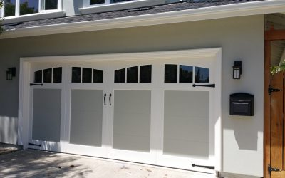 Spruce Up Your Garage Door