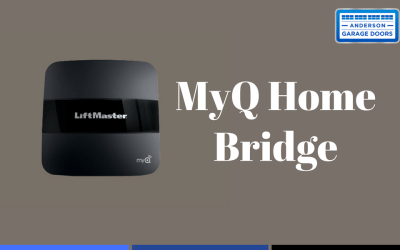 MyQ Home Bridge
