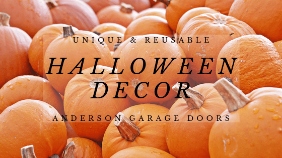 Unique & Reusable Halloween Decor