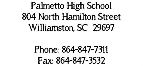 Palmetto High / Overview
