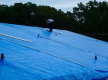 Commercial & Industrial Emergency Roof Service