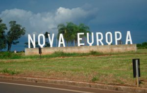 seguro de carro em Nova Europa