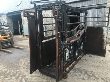 Cattle crush Unistock MK11.