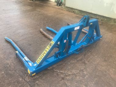 Fleming double Bale tipper