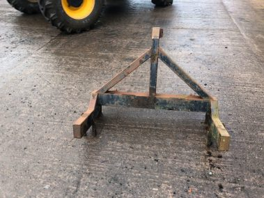 3 point linkage frame