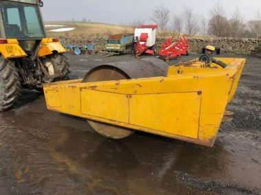 Stother and Pitt Vibrating roller