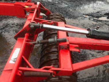 Vaderstad Rollex 620 rollers
