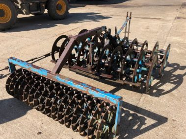 Lemken plough press