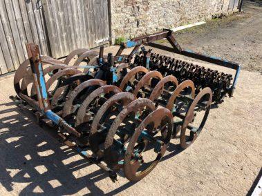 Lemken plough press